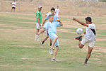 Soccer game in Baghdad, Iraq DVIDS172415.jpg