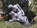 Socha Mojžíše (Josefov), Praha 1, mezi Pařížskou a Maiselovou, Josefov.JPG