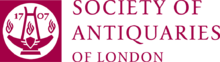 The official logo of the Society of Antiquaries of London