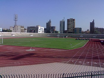 Stadion Nasr City