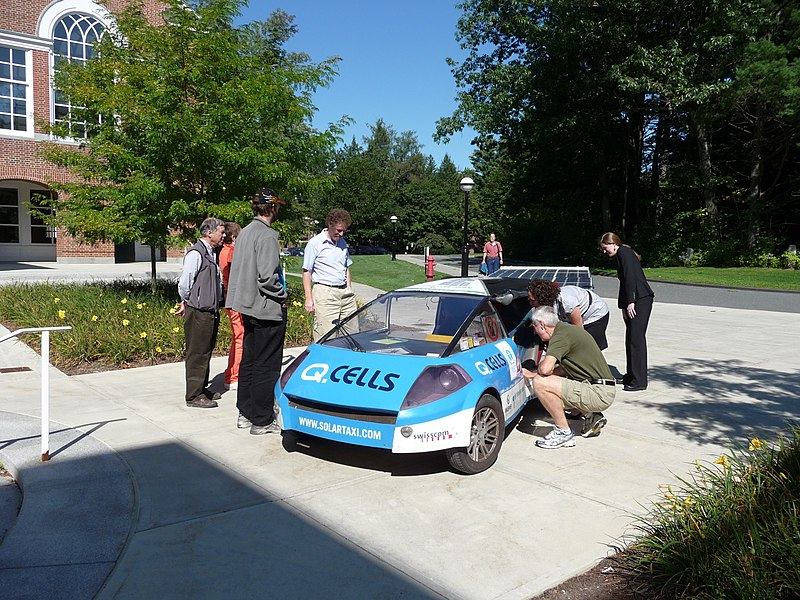 File:Solar taxi at Dartmouth.jpg