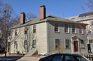 Cooper-Davenport Tavern Wing - Image: Somerville MA Cooper Davenport Tavern Wing