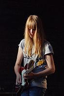 Sophia Poppensieker (Tonbandgerät) (Rio-Reiser-Fest Unna 2013) IMGP8076 smial wp.jpg