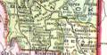 Southern Bannock County, Idaho 1909.png