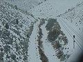 Southwest at Price River & Utah Division from US-6 in Utah County, Utah, Dec 16.jpg