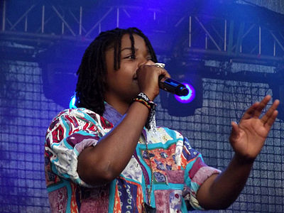 Picture of a band or musician: Speech Debelle