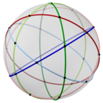 Spherical icosidodecahedron with colored cicles.png