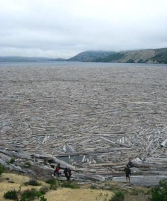 Spirit Lake (Washington) - Image: Spirit Lake