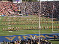 Spirit of Troy performing pregame at USC at Cal 2009-10-03 4.JPG