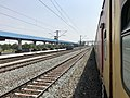 Srikalahasti railway station board 2.jpg