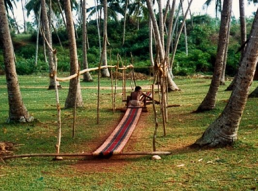 Srilanka coconut rug
