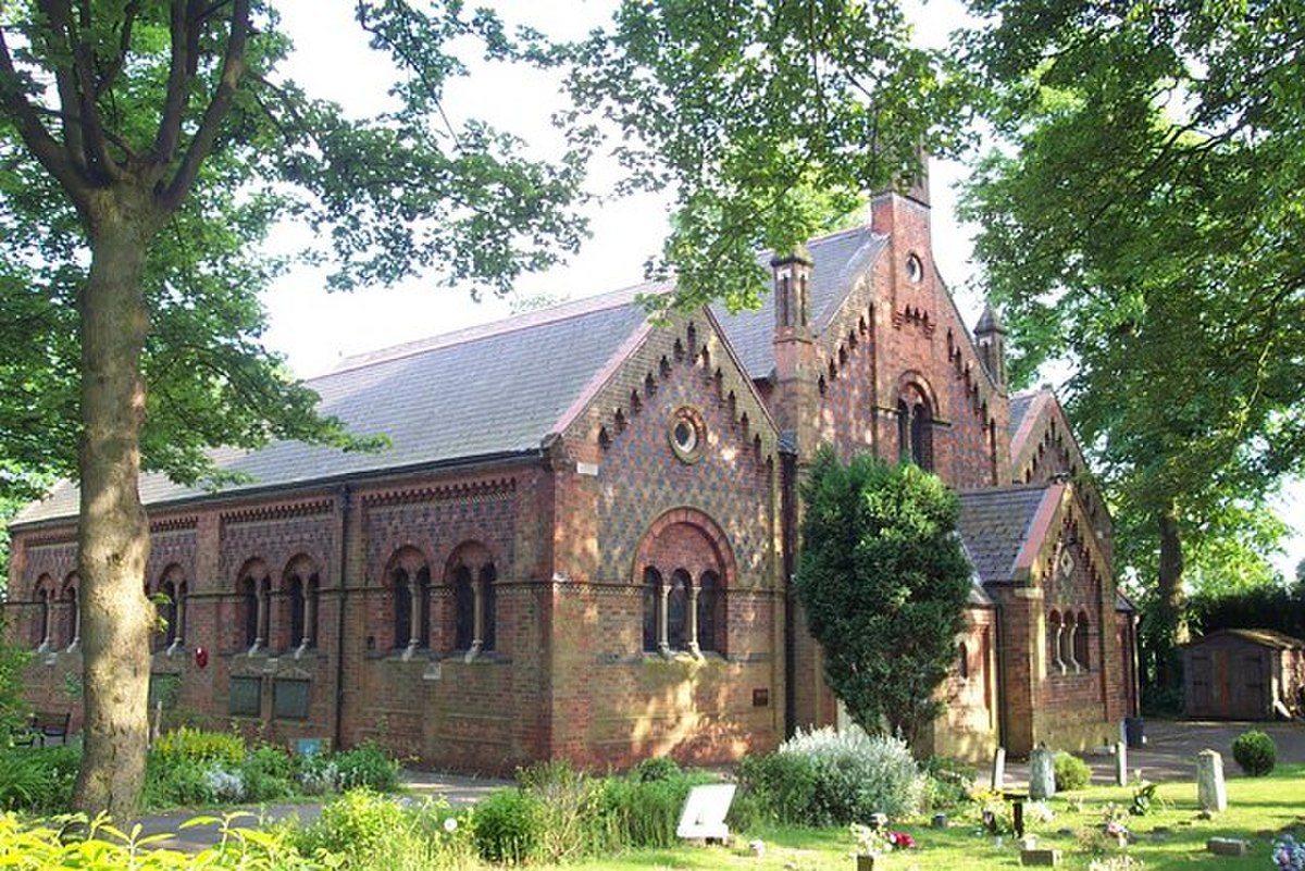 St. Anne's Church, Chasetown - geograph.org.uk - 188201.jpg