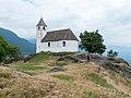 St. Hippolyt bei Naraun, Jakobsweg zwischen Meran und Bozen, Trentino, Südtirol, Italien - panoramio.jpg