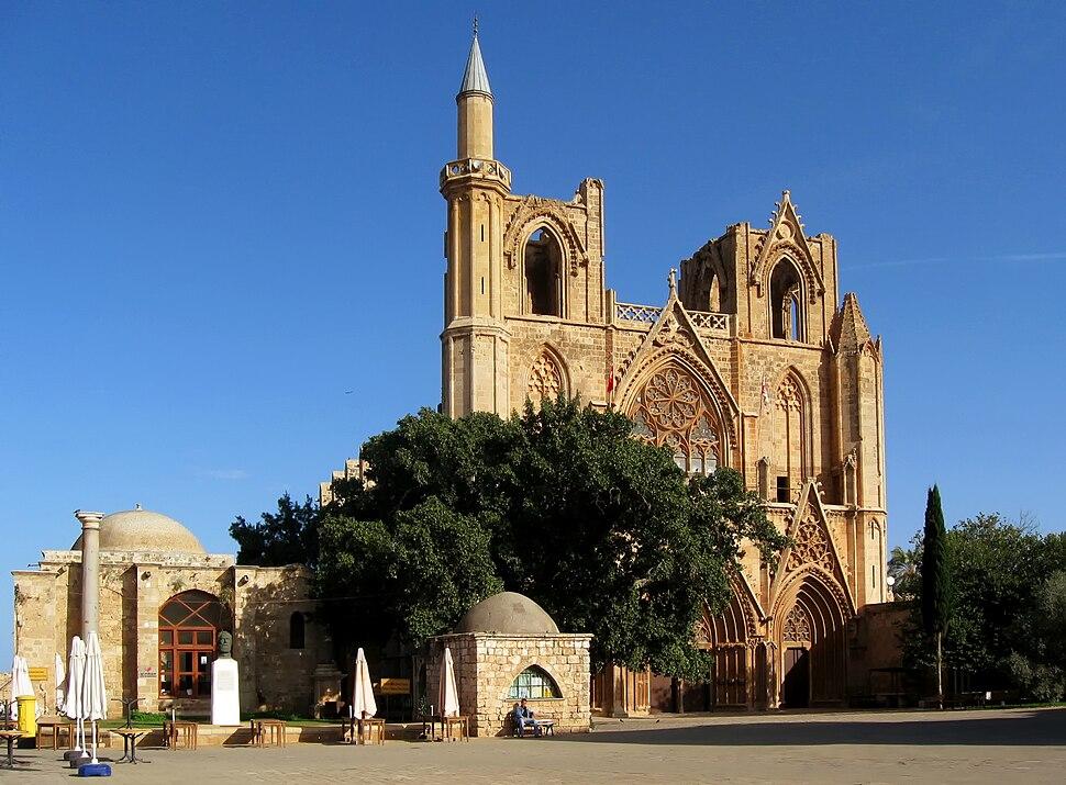 St. Nikolaos Mustafa- Pascha-Moschee C