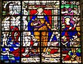 St. Quentin, Basilika, Glasmalerei, St. Katharina.jpg