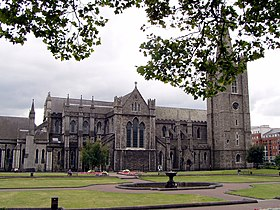 Image illustrative de l'article Cathédrale Saint-Patrick de Dublin