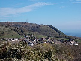 St Boniface Down, Ventnor, Isle of Wight, UK.jpg