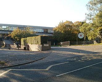 St David's Catholic College - Image: St David's Catholic College, Cardiff