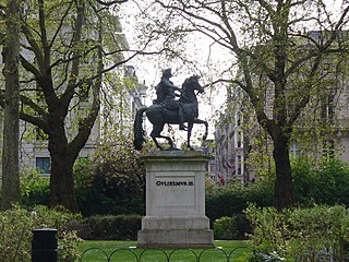 square in the City of Westminster, London