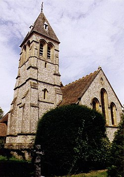 St Laurence, West Woodhay - geograph.org.uk - 1539314.jpg