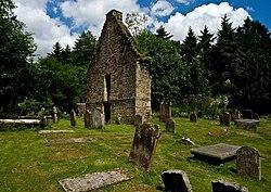 St Machan's Capel, Campsie Glen - geograph.org.uk - 1564423.jpg