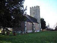 St Margaret's Church, Margaret Marsh - geograph.org.uk - 335894.jpg
