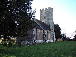 St Margaret's Church, Margaret Marsh - geograph.org.uk - 335894.jpg
