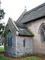 St Mary's church - the vestry - geograph.org.uk - 1634910.jpg