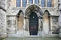 St Mary, Aylesbury - West doorway - geograph.org.uk - 2610711.jpg