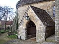 St Michael and All Angels Church, Stour Provost - Porch - geograph.org.uk - 348536.jpg
