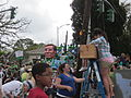 St Pats Parade Day Metairie 2012 Parade F7.JPG