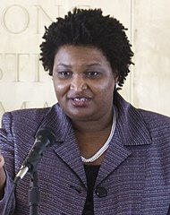 Stacey Abrams 2012 (cropped)