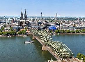 Köln Reiseführer Auf Wikivoyage
