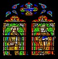 Stained-glass windows of the St Gerald abbey church of Aurillac 23.jpg
