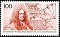 Stamp Germany 1996 Briefmarke Leibniz.jpg