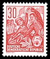 Stamps of Germany (DDR) 1957, MiNr 0582 A.jpg