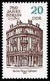 Stamps of Germany (DDR) 1987, MiNr 3071.jpg