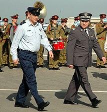 Stanisław Targosz visit to Israel, March 2006. I.jpg