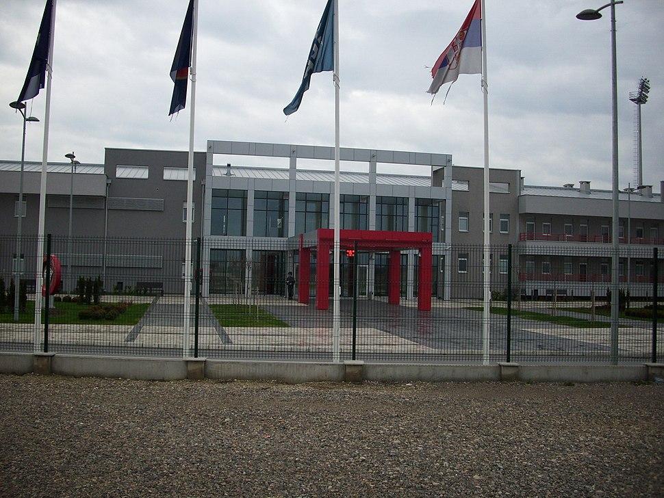 Stara Pazova - Sportski centar FSS