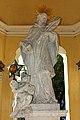 Statue Johannes Nepomuk - Nepomukkapelle Hadersdorf am Kamp.jpg