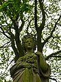 Statue of Spring in Peel Park (3520171190).jpg