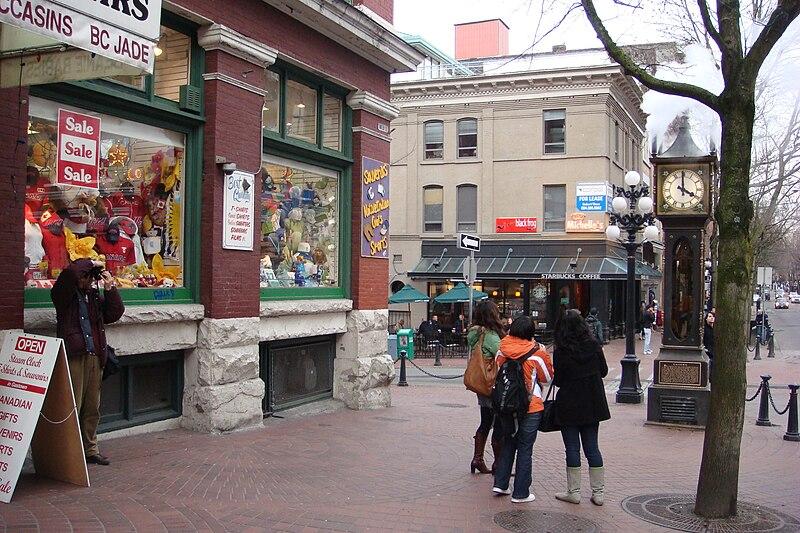 Bairros charmosos de Vancouver