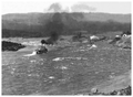 Steamboats approaching Cascade Locks, circa 1915.png