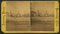 Steamboats at the wharves, foot of Columbus Ave, by N.H. Hammond.png