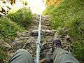 Steep ascent back up Cunstone Nab - geograph.org.uk - 559201.jpg