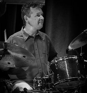 Stein Inge Brækhus Jazz drummer