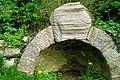 Steinformation , Heilige Quelle , Suederbrarup , Quellenstrasse.jpg