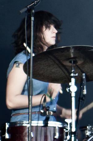 Stella Mozgawa - Mozgawa in 2011