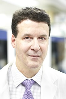 Stephen W. Scherer Canadian scientist