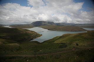 Driekloof Dam